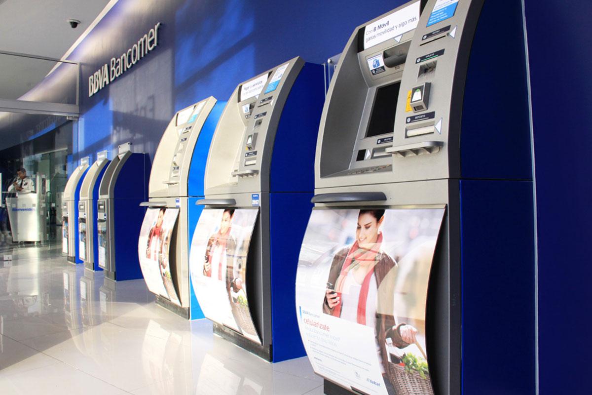 Señalización Bancomer